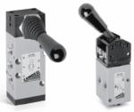 Valvole azionamento manuale Serie 1-3-4-VMS Camozzi