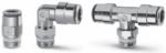 Raccordi super-rapidi per tubi plastici Serie 6000 Camozzi