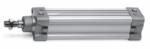 Cilindri ISO profilo pulito Serie 62 Camozzi
