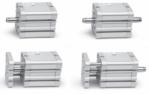 Cilindri compatti ISO Serie 32 Camozzi