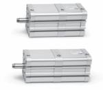 Cilindri compatti ISO tandem e più posizioni S.32 Camozzi