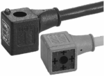 Connettori costampati per elettrovalvole