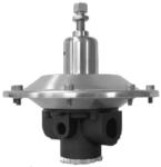 Regolatore di pressione alta sensibilità (mBar)