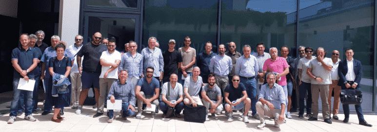 Service Alfa Day 2018 –  EVP Systems incontra i suoi clienti