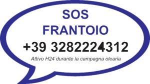 SOS FRANTOIO +39 3282224312