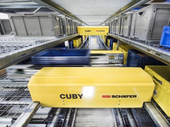 Camozzi inaugura il nuovo polo logistico – EVP Systems distributore autorizzato